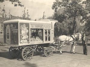 paard-wagen